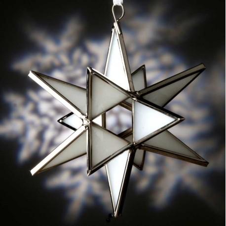 White Opaque Ornament